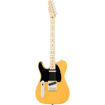 FENDER LEFT HANDED AMERICAN PROFESSIONAL TELECASTER LH MN BUTTERSCOTCH BLONDE ASH