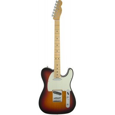 FENDER AMERICAN ELITE TELECASTER MN 3 COLOR SUNBURST