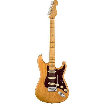 FENDER AMERICAN ULTRA STRATOCASTER MN AGED NATURAL
