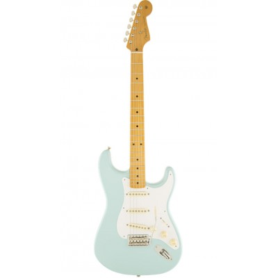 FENDER STRATOCASTER MEXICAN CLASSIC SERIES 50S DAPHNE BLUE