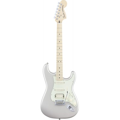FENDER MEXICAN DELUXE STRATOCASTER HSS MN BLIZZARD PEARL