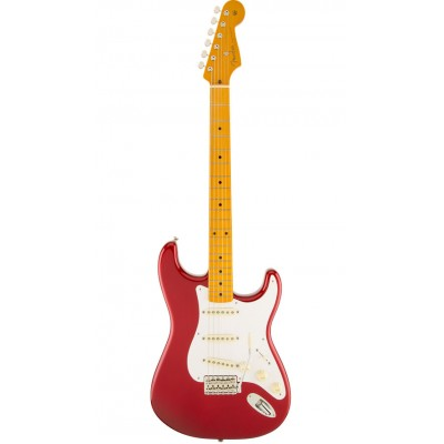 FENDER STRATOCASTER MEXICAN CLASSIC SERIES '50S LACQUER CANDY APLLE RED