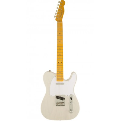 FENDER TELECASTER MEXICAN CLASSIC SERIES '50S LACQUER WHITE BLONDE