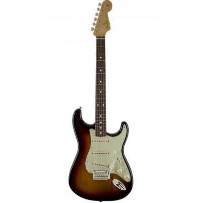 FENDER STRATOCASTER MEXICAN CLASSIC PLAYER 60S 3 COLOUR SUNBURST