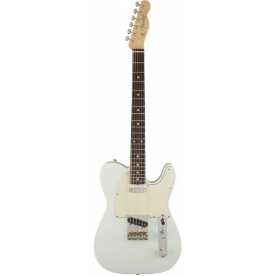 FENDER TELECASTER MEXICAN CLASSIC PLAYER BAJA 60'S FADED SONIC BLUE