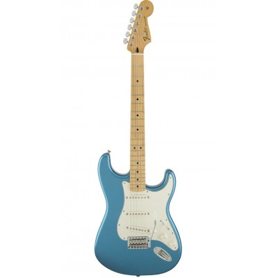 FENDER STRATOCASTER MEXICAN STANDARD LAKE PLACID BLUE