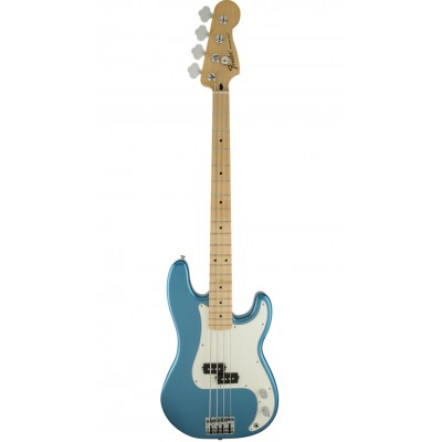 FENDER MEXICAN STANDARD PRECISION BASS LAKE PLACID BLUE