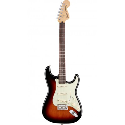 FENDER MEXICAN DELUXE ROADHOUSE STRATOCASTER RW SUNBURST