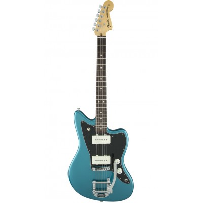FENDER LIMITED EDITION FSR AMERICAN SPECIAL JAZZMASTER BIGSBY RW OCEAN TURQUOISE