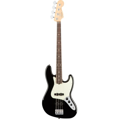 FENDER AMERICAN PROFESSIONAL JAZZ BASS RW BLACK
