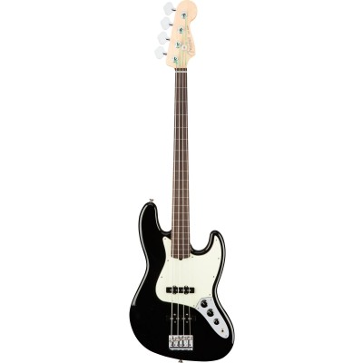 FENDER AMERICAN PROFESSIONAL JAZZ BASS FRETLESS RW BLACK