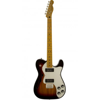 FENDER TELECASTER MODERN PLAYER THINLINE SUNBURST