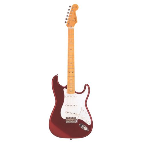 FENDER STRATOCASTER CLASSIC 50S TEXAS SPECIAL OLD CANDY APPLE RED FSR JAPAN