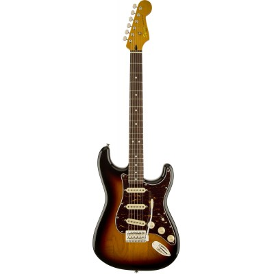 SQUIER BY FENDER STRATOCASTER 60'S SUNBURST CLASSIC VIBE