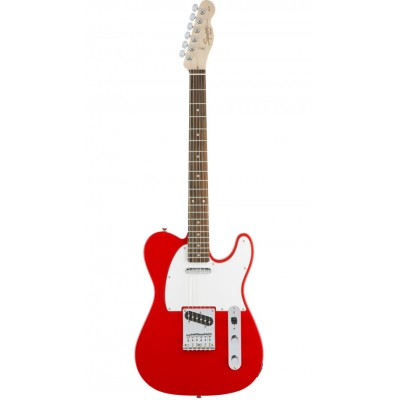 SQUIER BY FENDER AFFINITY SERIES TELECASTER RACE RED