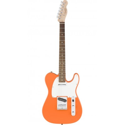 SQUIER BY FENDER AFFINITY SERIES TELECASTER COMPETITION ORANGE