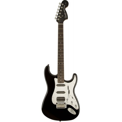 SQUIER BY FENDER STRATOCASTER FAT BLACK STANDARD