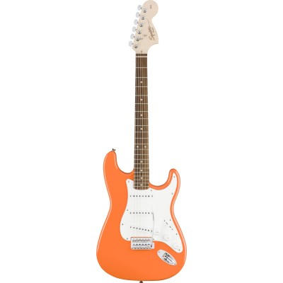 SQUIER BY FENDER AFFINITY SERIES STRATOCASTER LRL COMPETITION ORANGE