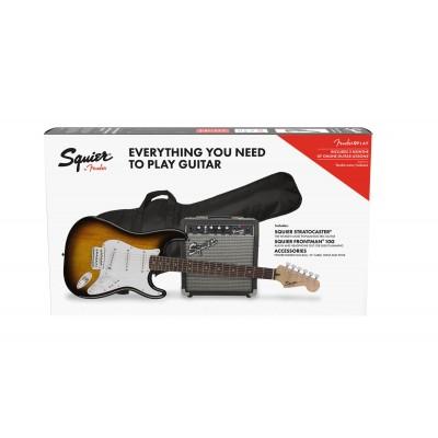 Packs de guitarras elétricas