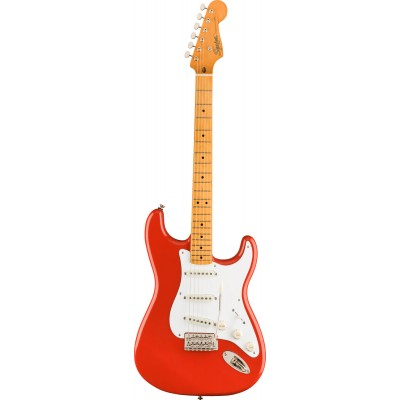 SQUIER BY FENDER CLASSIC VIBE '50S STRATOCASTER MN FIESTA RED