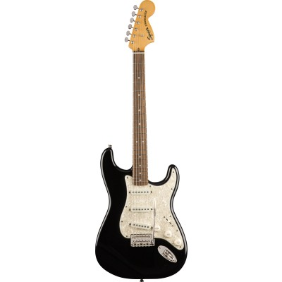 SQUIER BY FENDER CLASSIC VIBE '70S STRATOCASTER LRL BLACK