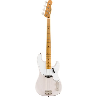 SQUIER BY FENDER CLASSIC VIBE '50S PRECISION BASS MN WHITE BLONDE