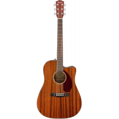 FENDER CD-140SCE MAHOGANY NATURAL