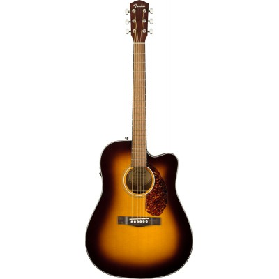FENDER CD-140SCE DREADNOUGHT WLN SUNBURST W/CASE