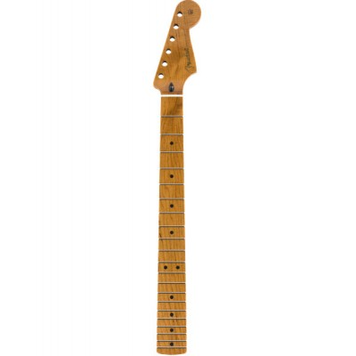 FENDER ROASTED MAPLE STRATOCASTER NECK 21 NARROW TALL FRETS 9.5