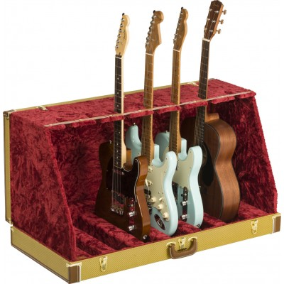 FENDER CLASSIC SERIES CASE STAND TWEED 7 GUITAR