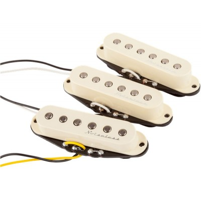 FENDER HOT NOISELESS STRAT PICKUPS (3)