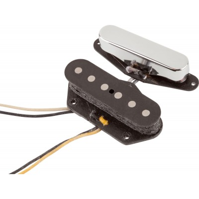 FENDER PICKUP CUSTOM SHOP TELECASTER PICKUPS 51 'NOCASTER' CLEAN (2)