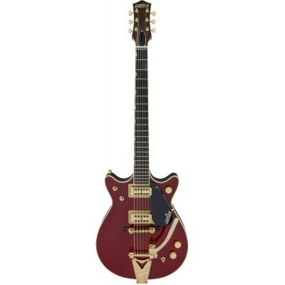 GRETSCH GUITARS G6131T-62 VINTAGE SELECT '62 JET FIREBIRD BIGSBY FIREBIRD RED