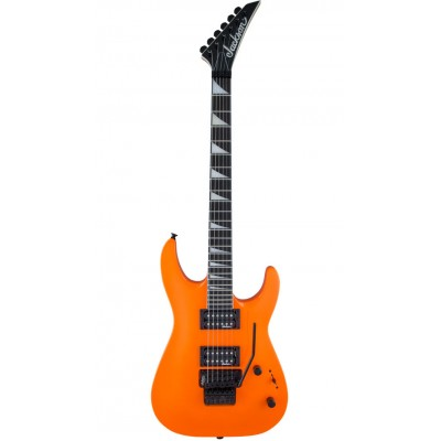 JACKSON GUITARS JS SERIES DINKY ARCH TOP JS32 RW NEON ORANGE