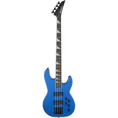 JACKSON GUITARS JS SERIES CONCERT BASS JS3 RW METALLIC BLUE