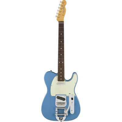 FENDER LIMITED EDITION MADE IN JAPAN TRADITIONAL 60S TELECASTER BIGSBY RW CANDY BLUE