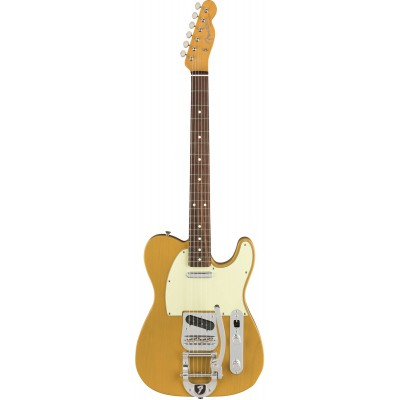 FENDER LIMITED EDITION MADE IN JAPAN TRADITIONAL 60S TELECASTER BIGSBY RW BUTTERSCOTCH BLONDE