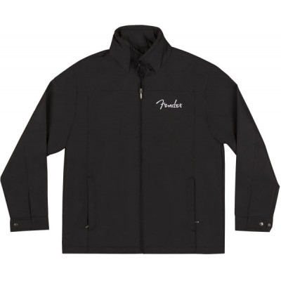 FENDER FENDER JACKET BLACK XL