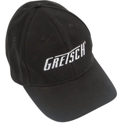 GRETSCH GUITARS FLX FIT HAT BLK S/M