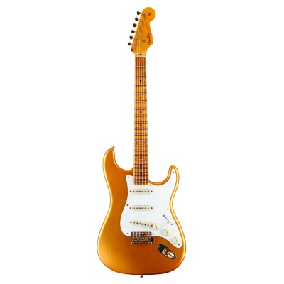 FENDER STRATOCASTER 20TH ANNIVERSARY FADED CANDY TANGERINE
