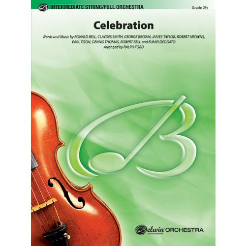 ALFRED PUBLISHING FORD RALPH - CELEBRATION - FLEXIBLE ORCHESTRA
