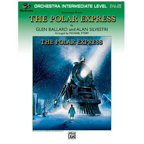 ALFRED PUBLISHING BALLARD GLENN - POLAR EXPRESS - FLEXIBLE ORCHESTRA