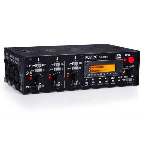 FOSTEX DC R302