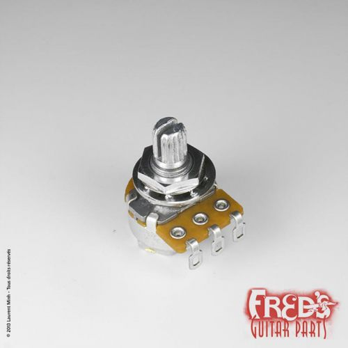 FRED S GUITAR PARTS FRED'S GUITAR PARTS MINI POTENTIOMETRE 250K AUDIO