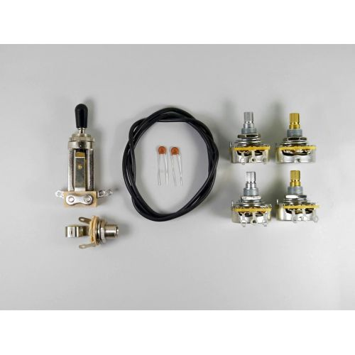 ALLPARTS ALLPARTS KIT DE CABLAGE COMPLET 335 (SWITCHCRAFT,CTS...)