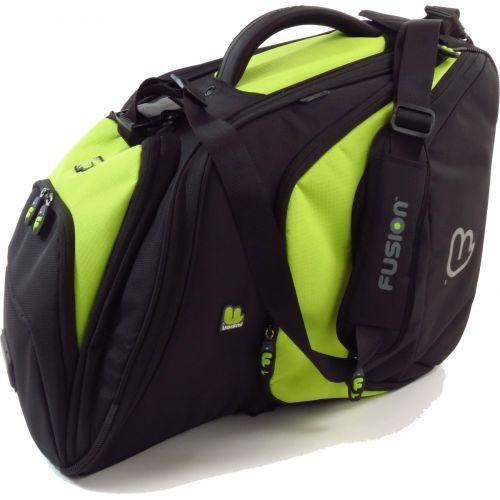 FUSION BAGS TASCHE COR D'HARMONIE PRO BLACK/GREEN LIME PB-10-L