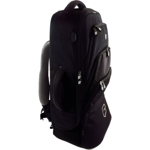 FUSION BAGS BAG FOR EUPHONIUM BLACK PB-13-BK