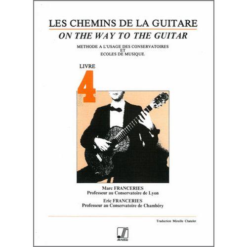 ANNE FUZEAU PRODUCTIONS FRANCERIES MARC & ERIC - LES CHEMINS DE LA GUITARE VOL.4