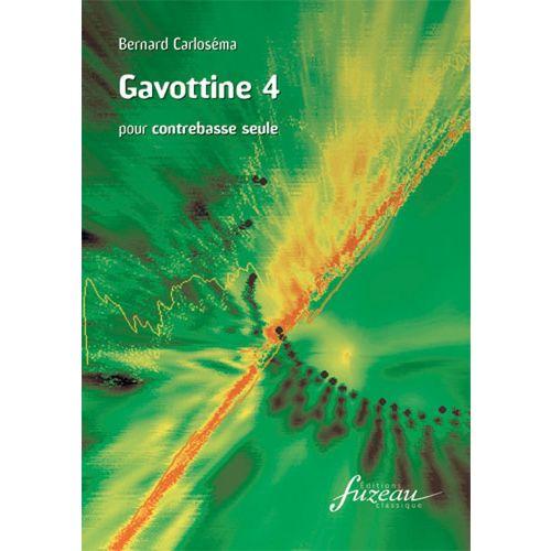 ANNE FUZEAU PRODUCTIONS CARLOSEMA BERNARD - GAVOTTINE 4 - CONTREBASSE