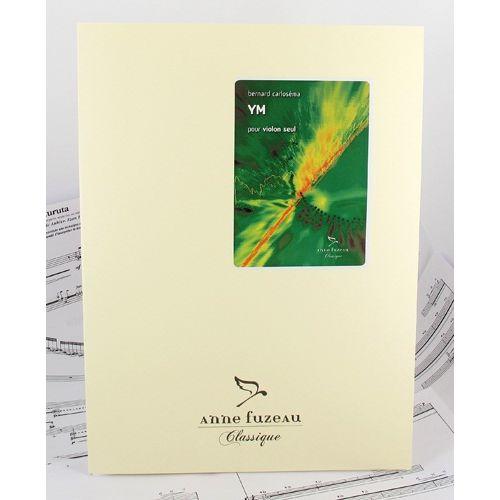 ANNE FUZEAU PRODUCTIONS CARLOSEMA B. - YM - VIOLON